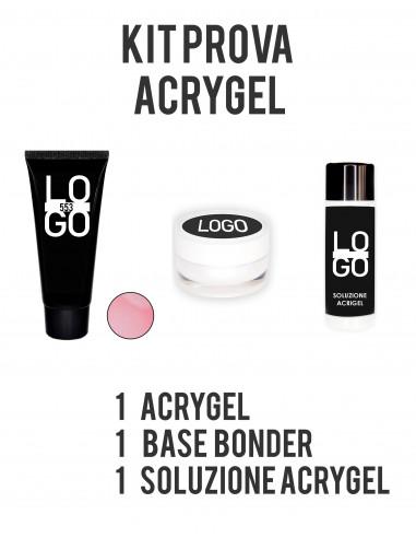 Kit Prova - ACRYGEL