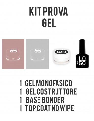 Kit Prova - GEL
